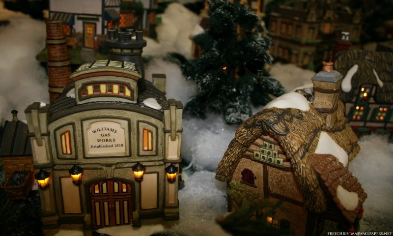 Christmas Village Works