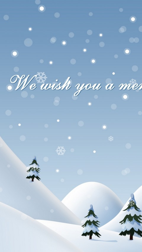 We Wish You A Merry Xmas