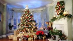 Beautiful Christmas Room