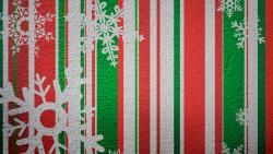 Christmas Paper Hangings Background