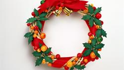 Nice Christmas Wreath