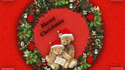 Sweet Christmas Bears